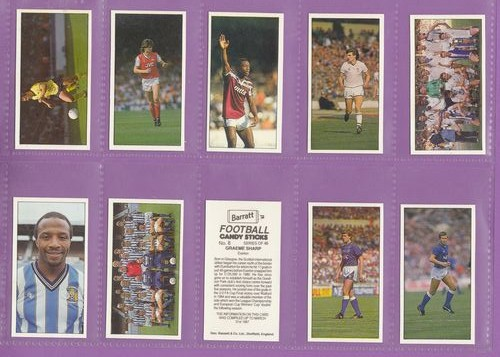 Set Of 48 - Geo. Bassett & Co. Ltd. - Football 1987-88 - 1988