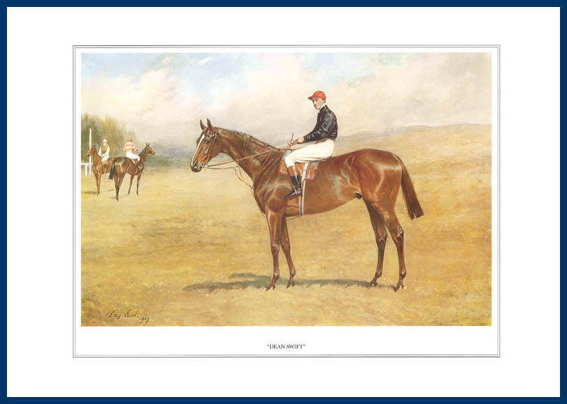 Pack Of 20 Prints - Vanity Fair Reprints - From Our Fantastic Set Of 16 Racehorses - Dean Swift