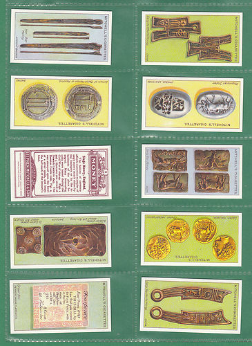 Card Collectors Society - Set Of 25 Stephen Mitchell's ' Money ' Cards