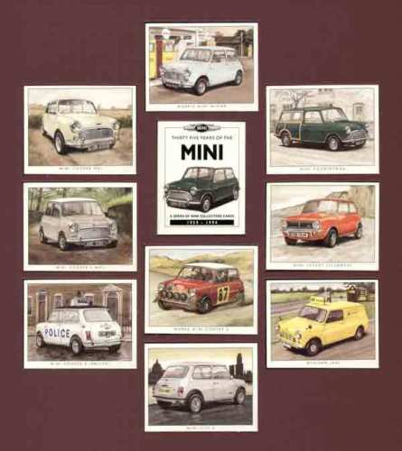 Golden Era - Set Of 10 - 35 Years Of The Mini - 1994