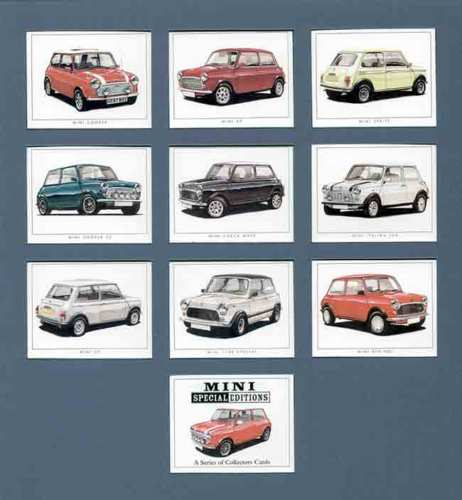 Golden Era - Set Of 10 Mini Special Editions - 1999