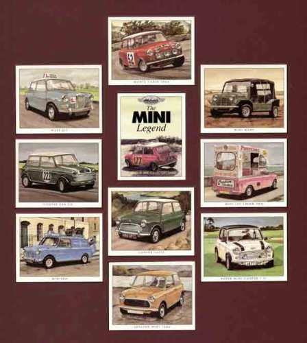 Golden Era - Set Of 10 The Mini Legend - 1995