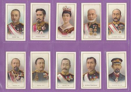 Taddy & Co. - Set Of 25 - Russo Japanese War (1 - 25) - 1904
