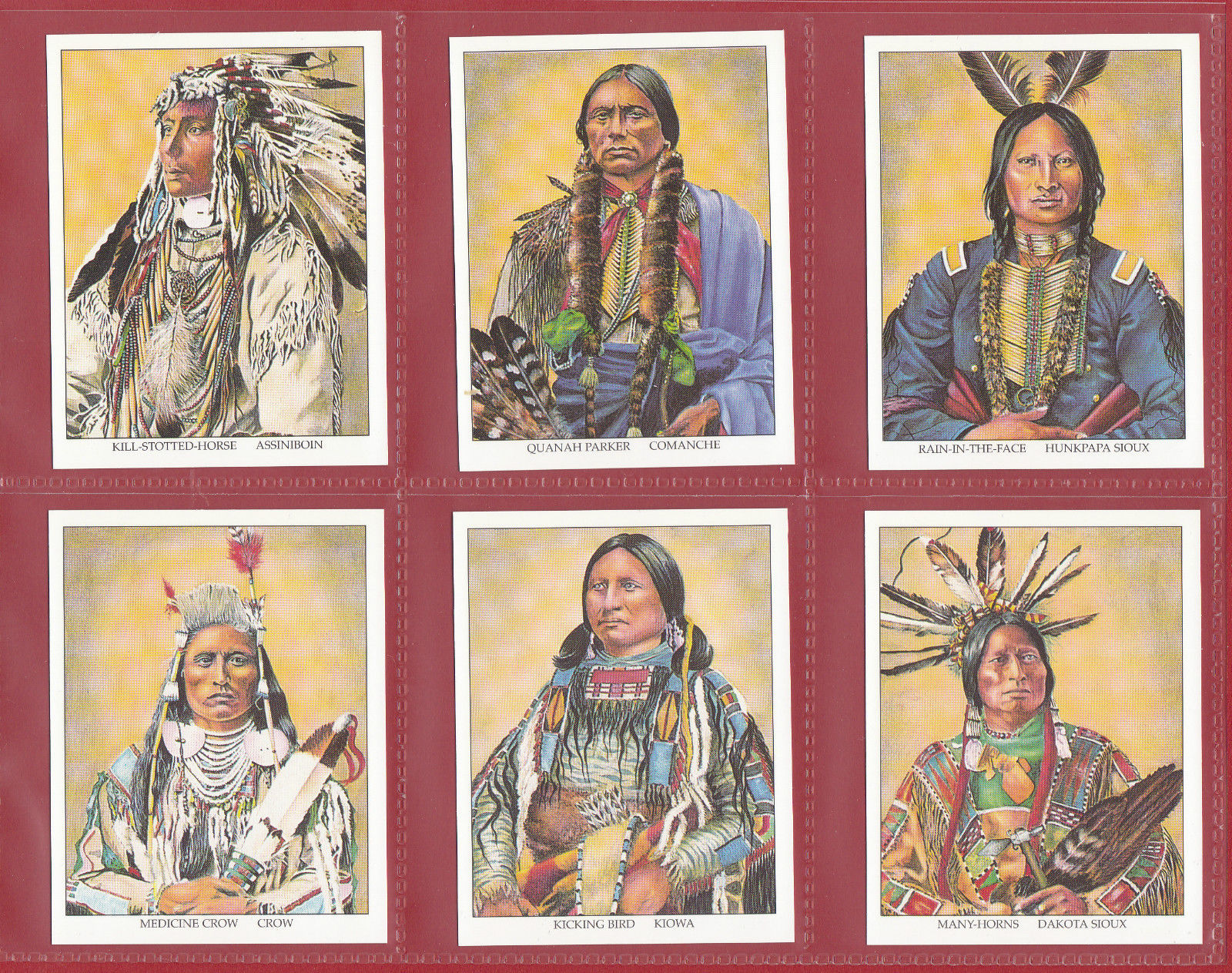 Native North Americans